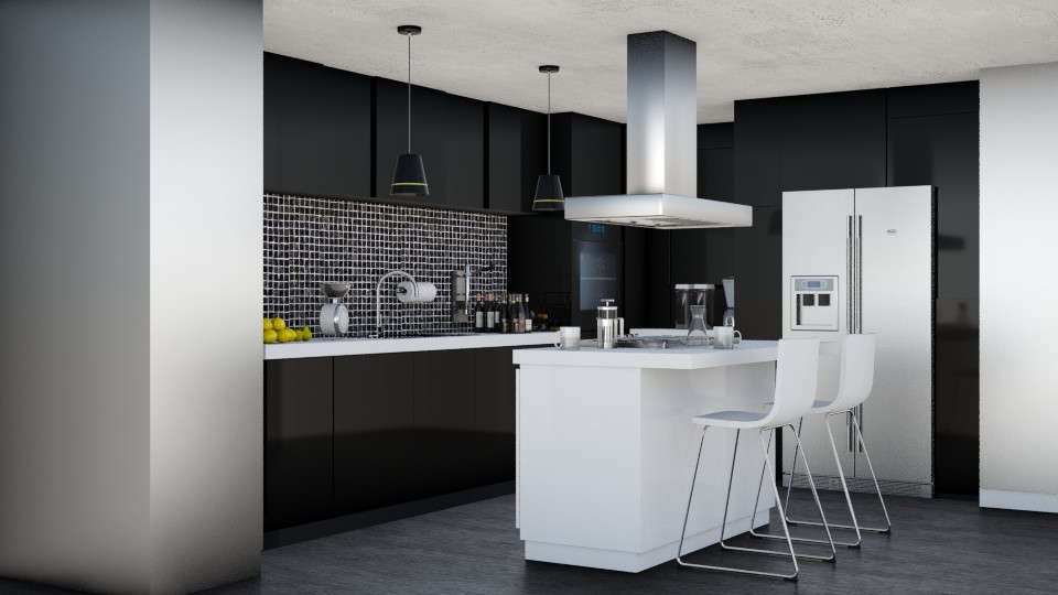 ZG - Kitchen - by Cre A