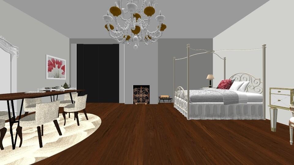 princess room - Bedroom - by laurenEast