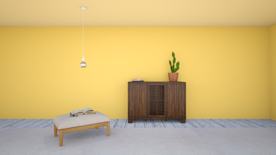 lampp - Living room - by Ebru Tekneci