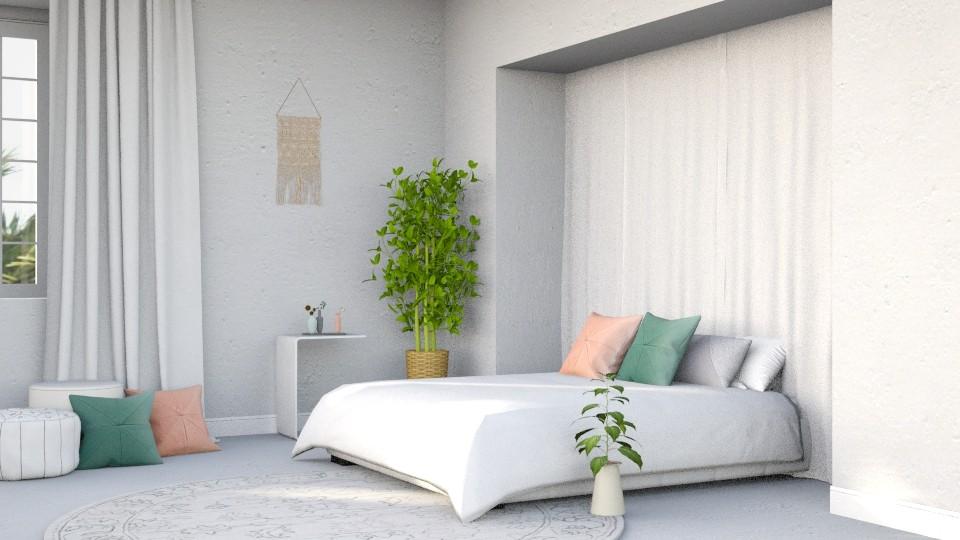 Minimal - Minimal - Bedroom - by millerfam