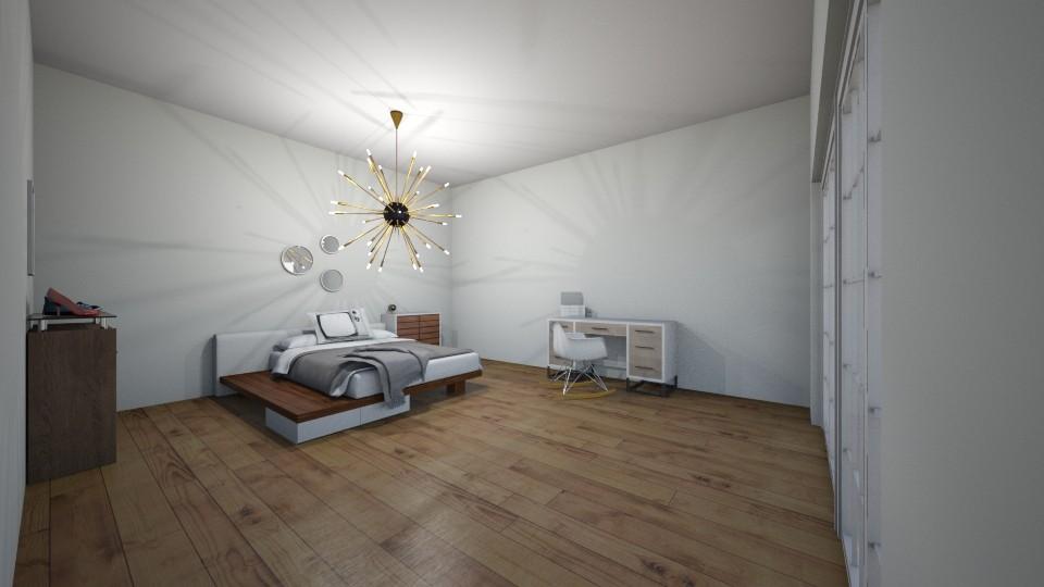 beach bedroom - Bedroom - by belly bel bel