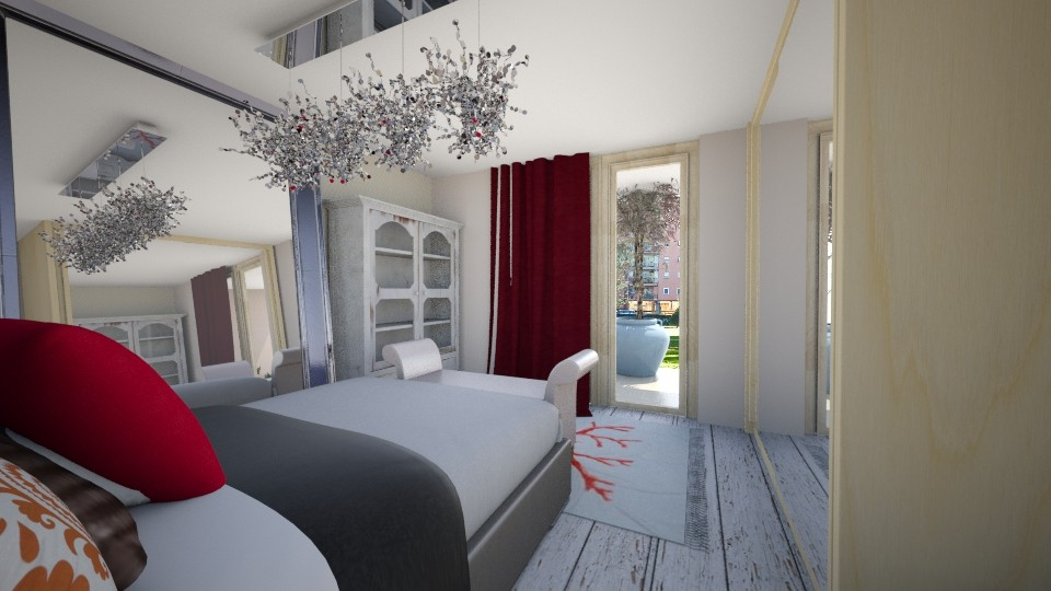 Piero Caleffi - Modern - Bedroom - by PROGETIM