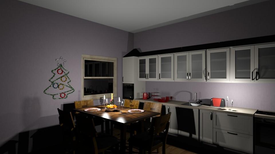 kitchen - by Vika100