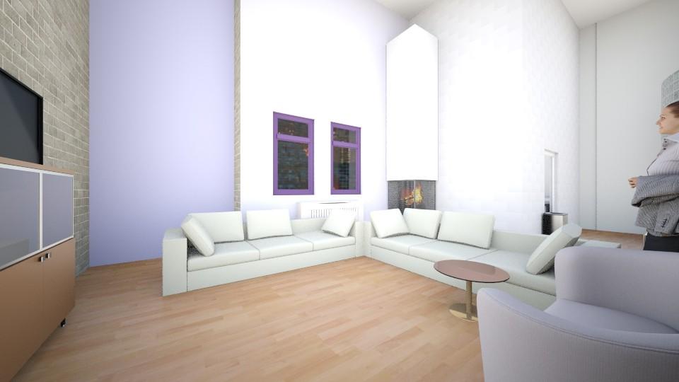 09102016_1741 - Modern - Living room  - by Everybodyloveskm