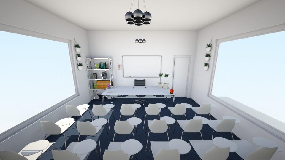 Classroom - Modern - by KKIsCrazyAF