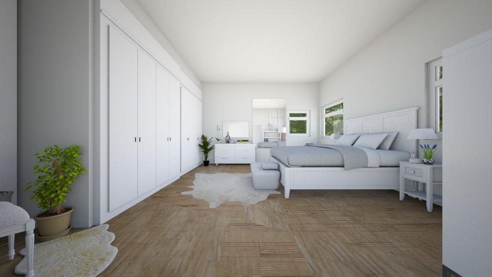 master bedroom - Bedroom  - by mari92u6