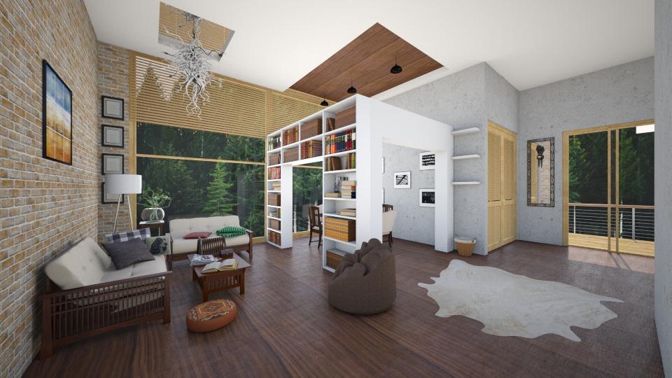 LR - Living room - by Polya_Nikols