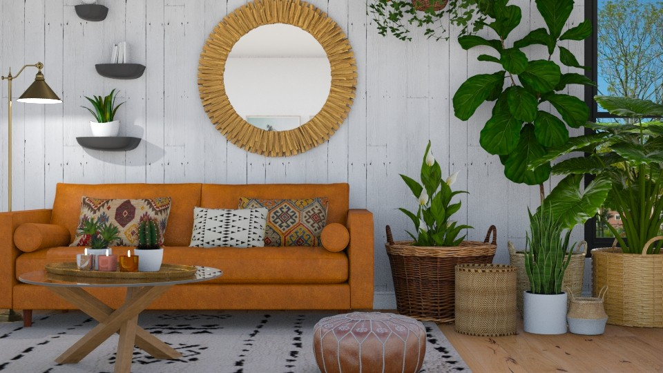 I LOVE BOHO - Living room - by lovedsign