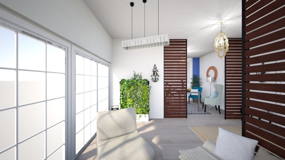 Patio entry - Living room  - by suomi25