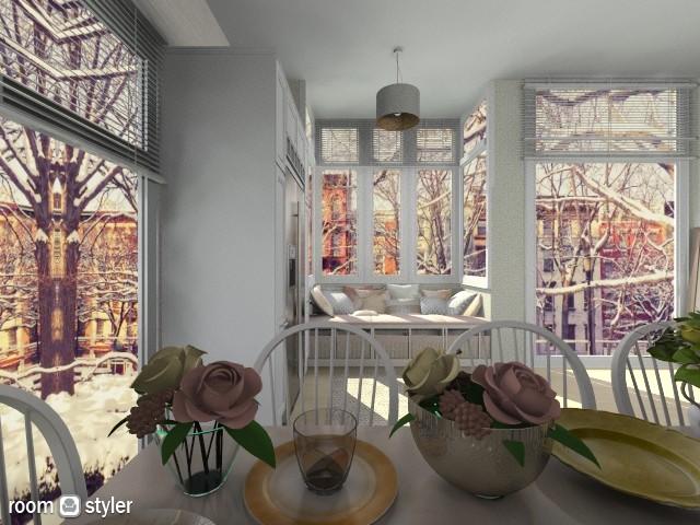 silver roses  - by Ariadne491