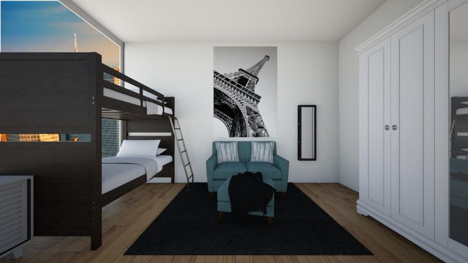 beedroom - Bedroom  - by Jessica Baines