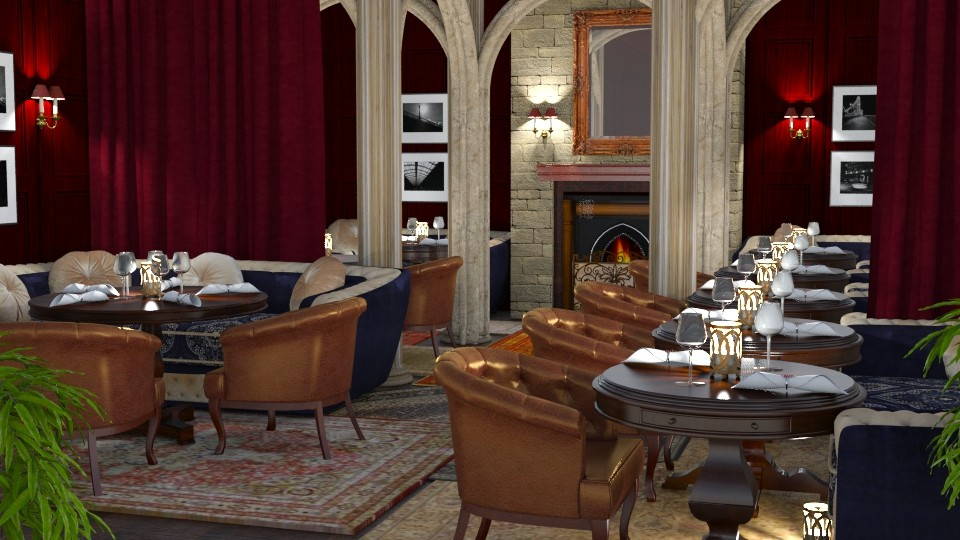 The Juniper - Dining room  - by AC74