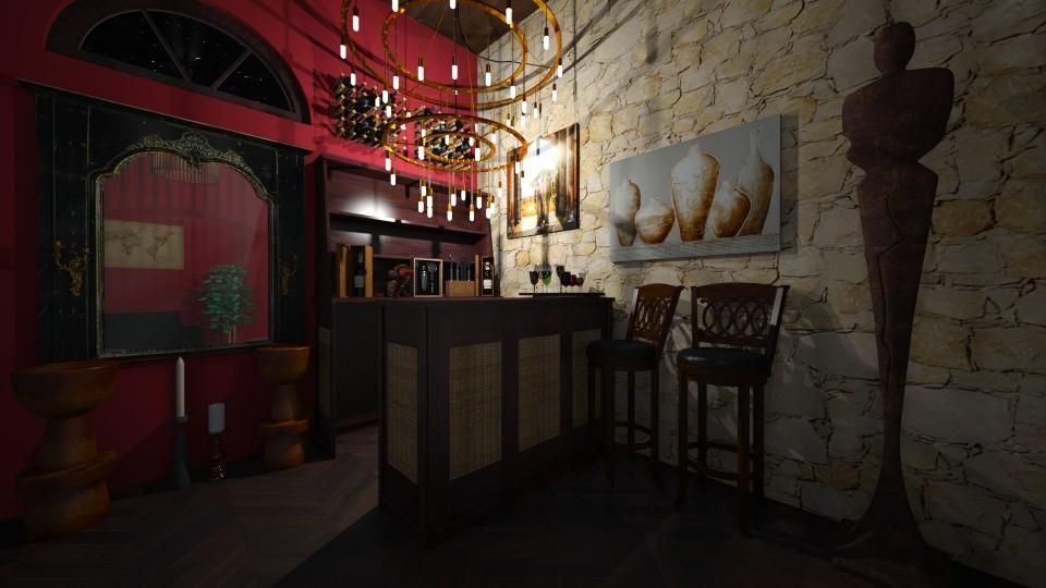 6 - Living room - by vasilikif