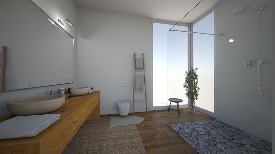 bath - Bathroom - by nazlazzhra