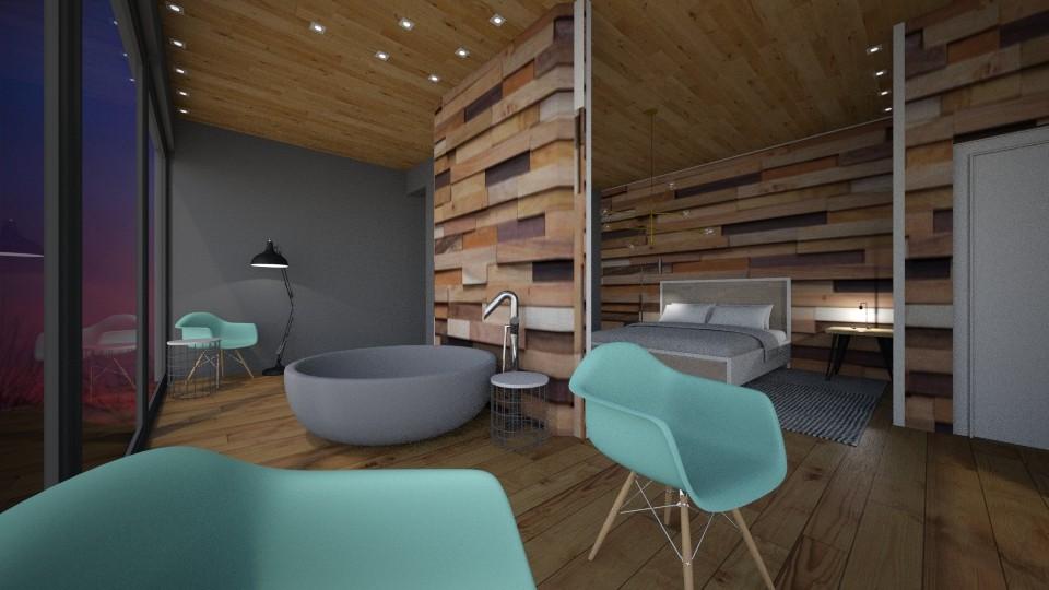 ECO18 New Bedroom - by Shuu Dark