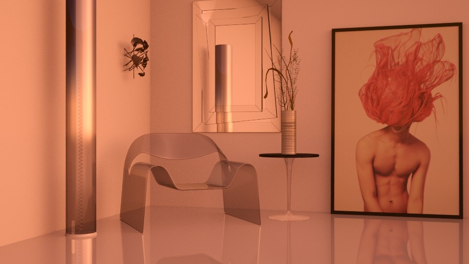 Transparent - Eclectic - Living room - by Theadora