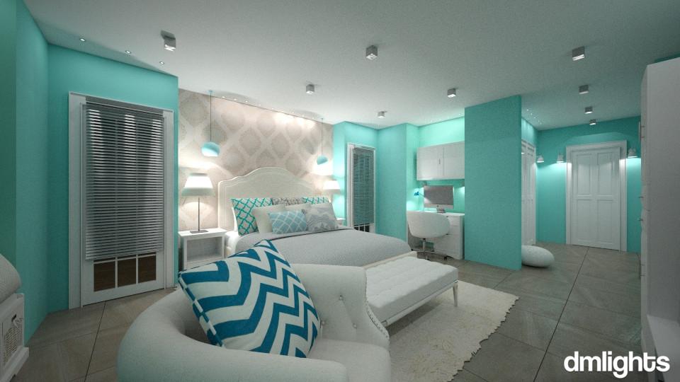 Mia Alanniss Room - Bedroom  - by DMLights-user-1186190