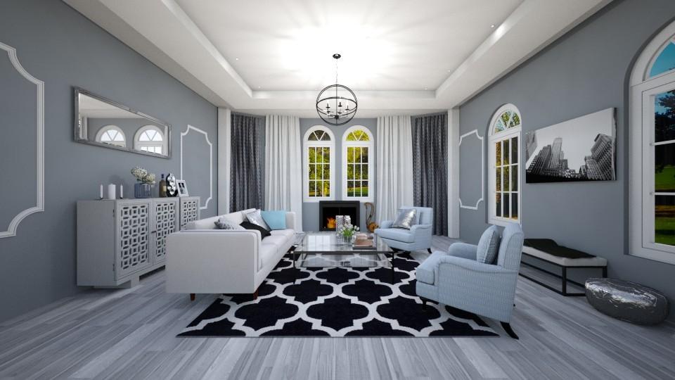 Sitting room - by UloveTashi Designs