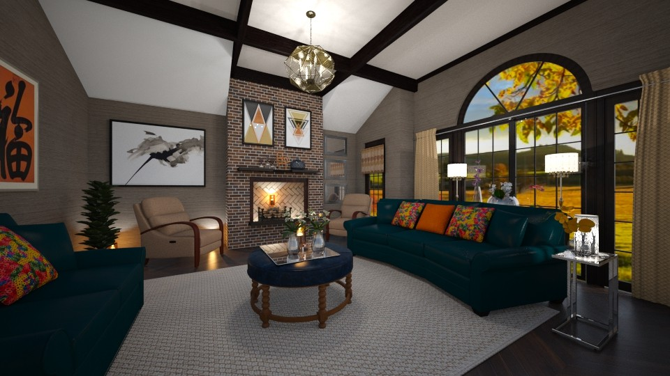 Living Room - Living room  - by yonvie
