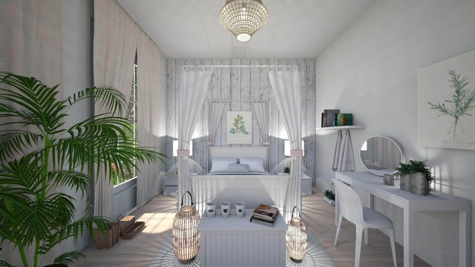 girl room - by Dayanna Vazquez Sanchez