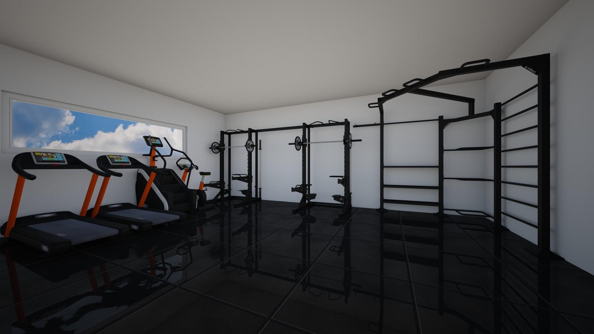 Mansion Gym - Modern - by umperson