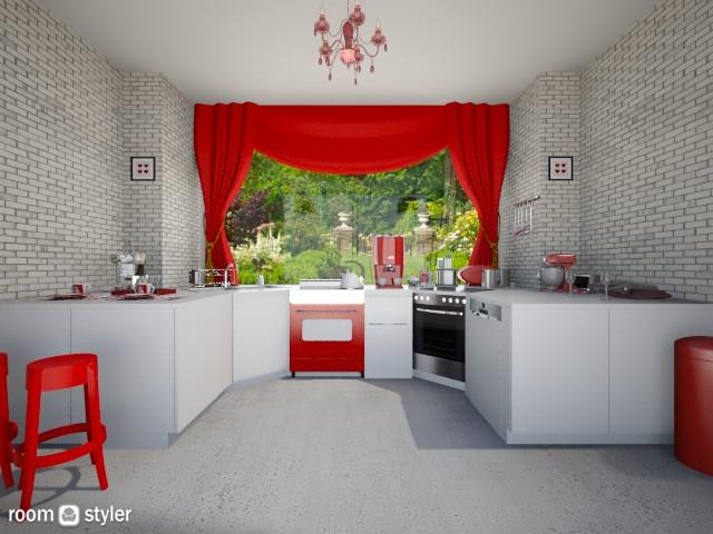 Ann Kitchen - Kitchen - by Anna Wu
