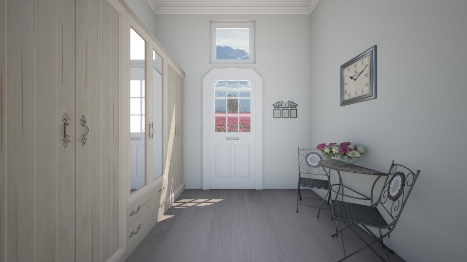Hallway - Living room - by Show_off