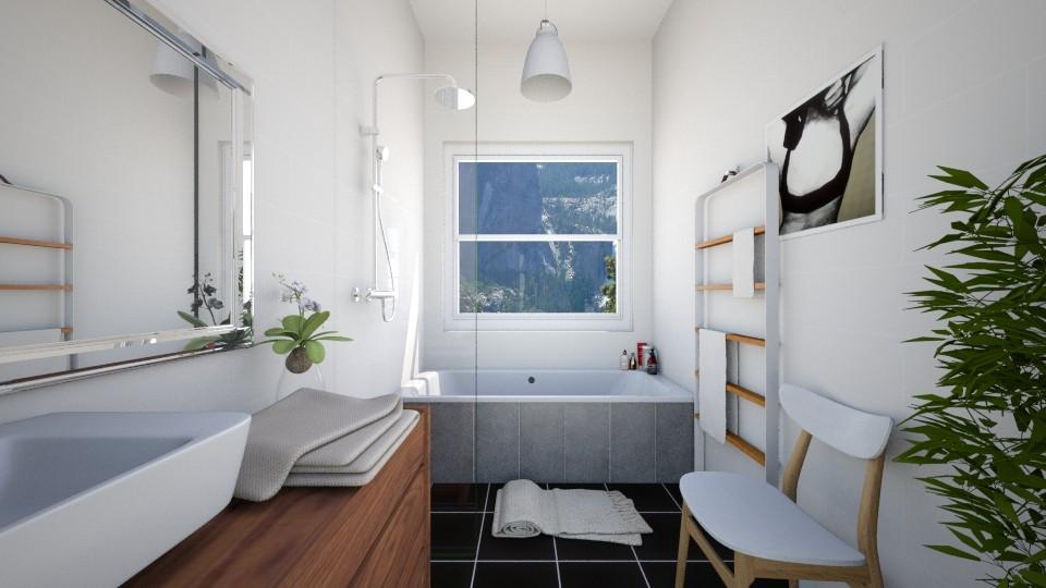 A Clean Slate - Bathroom - by hellokiwe