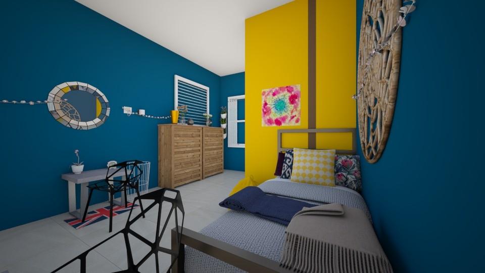 kosan tika lien - Minimal - Bedroom - by atikabyputri
