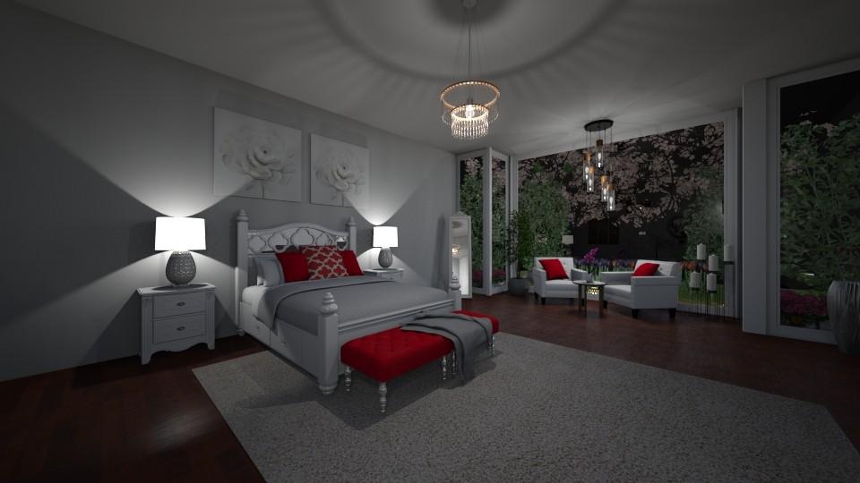 Bedroom2 - by ivana_lol