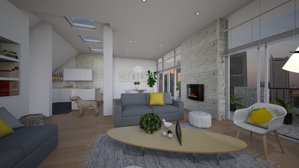 LWC  - Modern - Living room - by liling