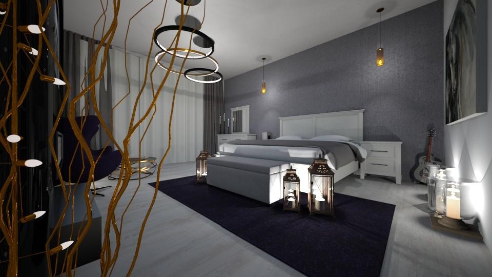 dor4 - Bedroom - by TMMagda