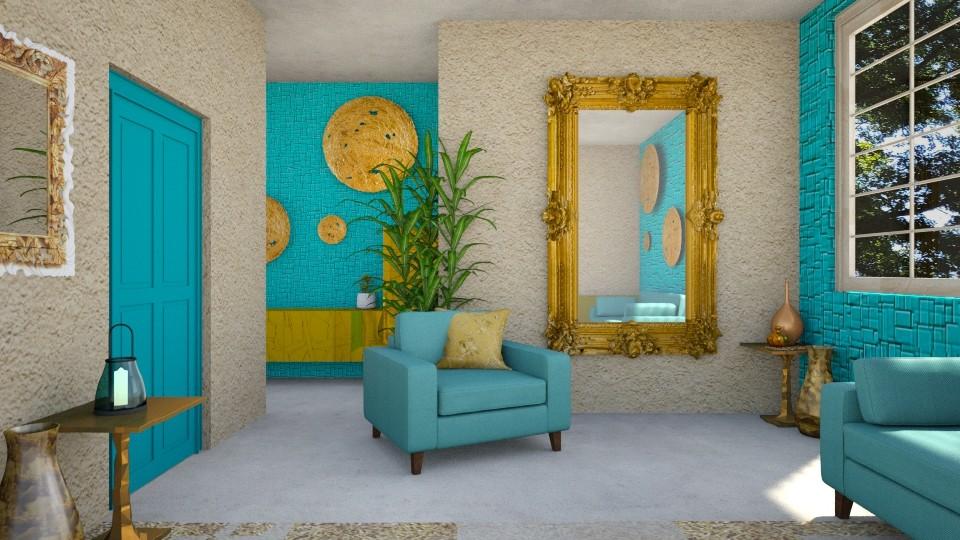 TM Hallway - by ilikalle