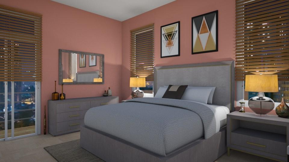 LMNL - Bedroom  - by Amairany Peralta