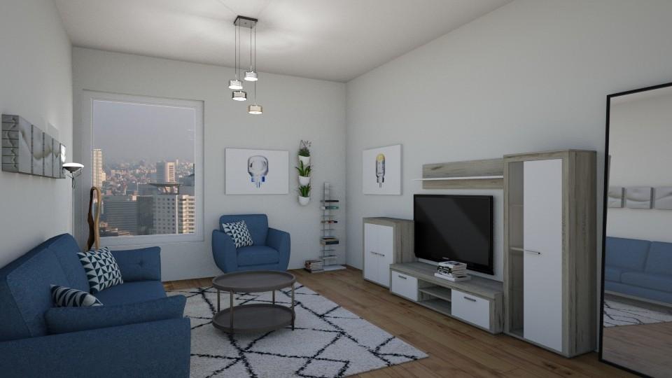 Modern Living - Classic - Living room - by salisha222