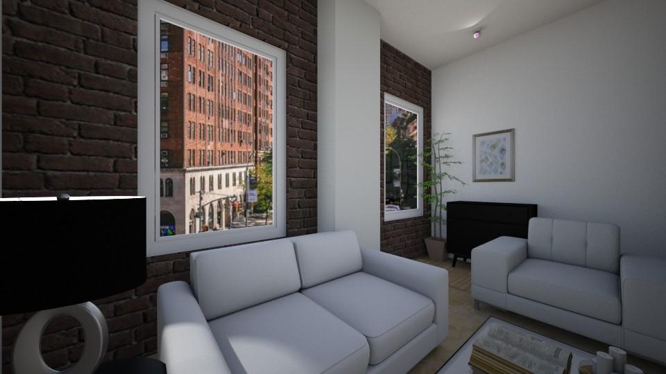 New York - Modern - Living room - by Littlemundane
