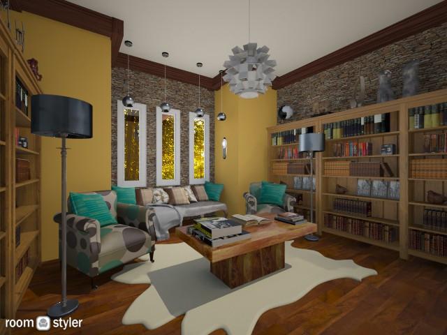 Reading corner - by SoyJamesRody