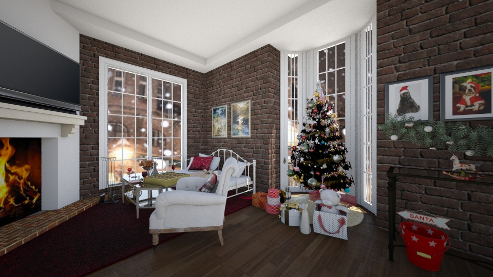 its here - Living room - by nevenadesko