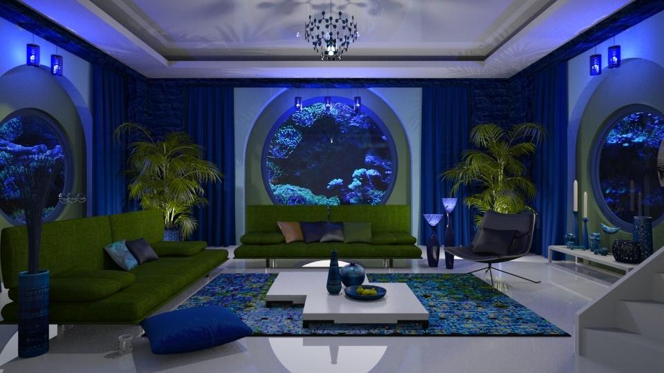 Underwaterlove - by Artem Vivendi