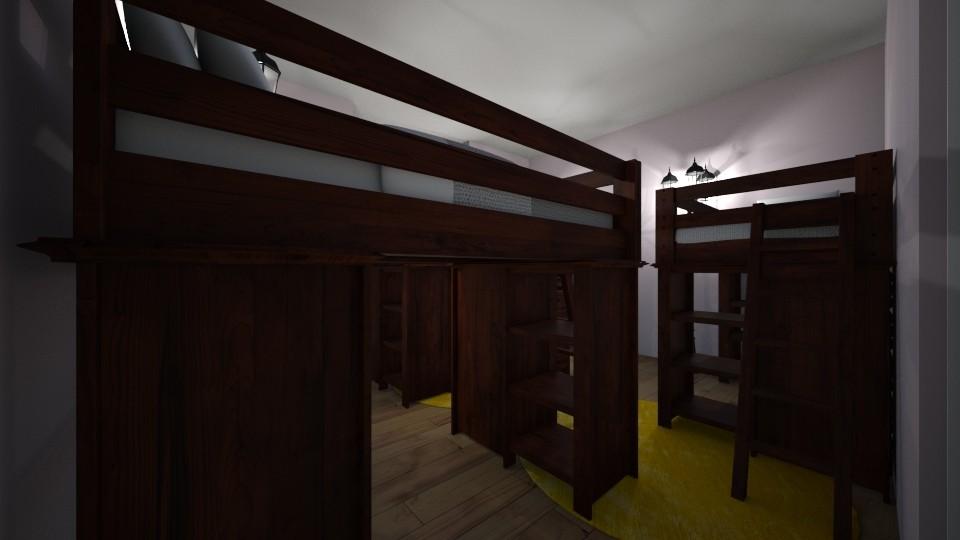 Sleep away Camp Room  - Bedroom - by Star98