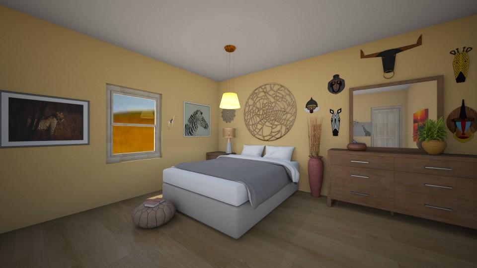 Savannah Room - by chocolatedonut71