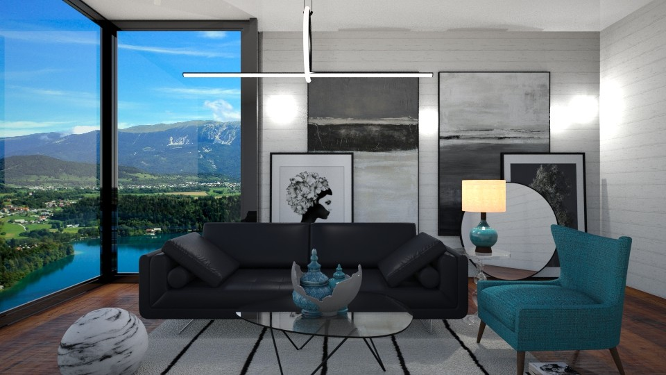 12 - Living room  - by ccassidyyevvanns