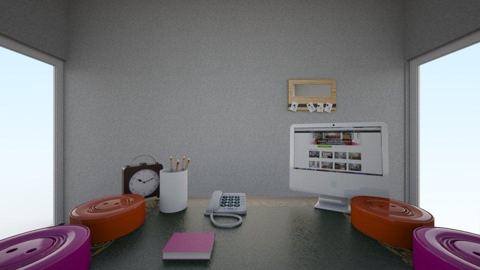 Office FNAM - Office - by Jassiecat600