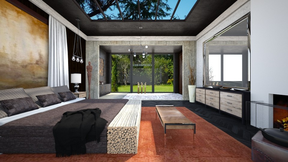 Toward Omega - Modern - Bedroom  - by Artichoses