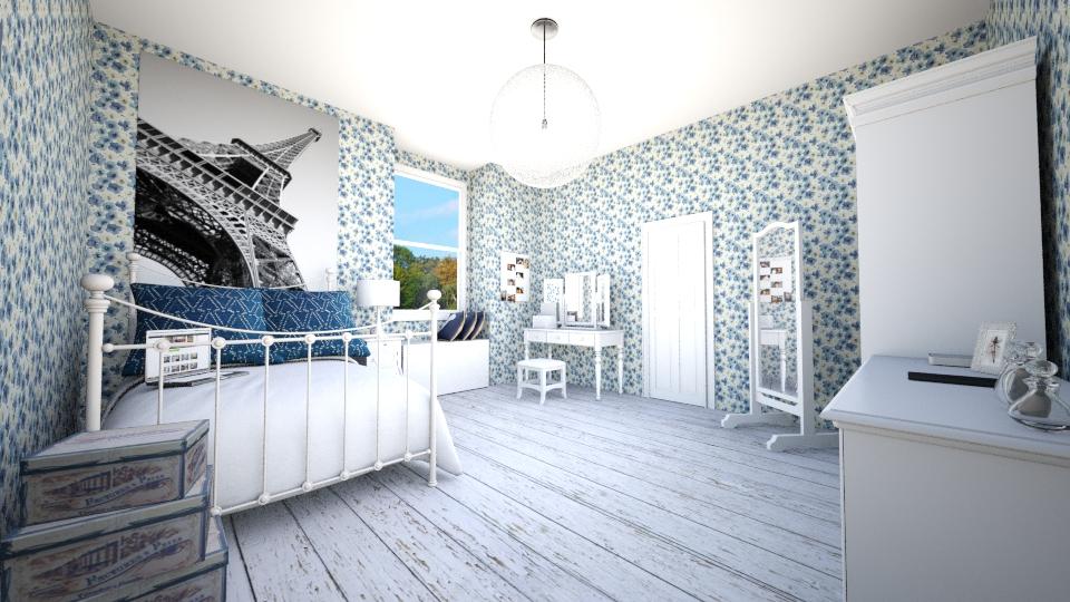 dominika - Bedroom - by domi328