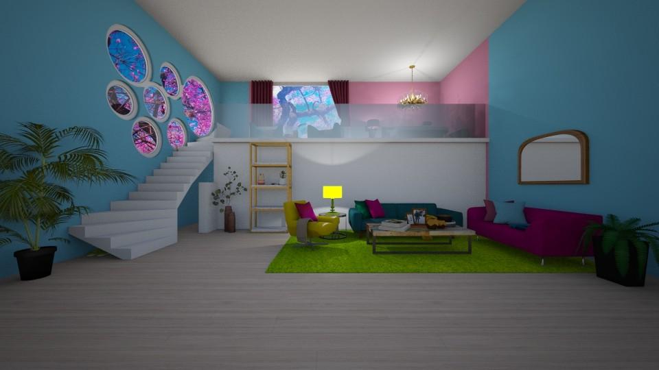Joyful House - Classic - by Art_Decoration