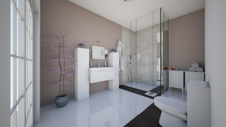 My dream Bathroom - Bathroom - by aila auk