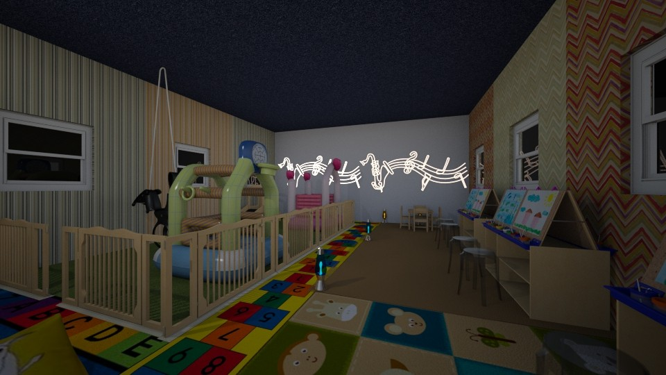 Play_Room_for_Kids - by AALAMI Nawal