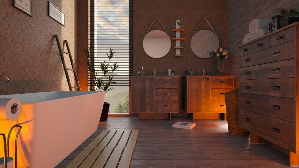 MCBathroom2 - Bathroom - by ZuzanaDesign