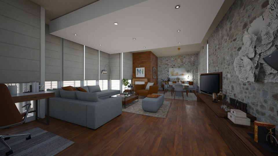 i dont know - Living room - by Vasiliki Stagkidou